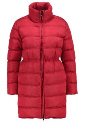 Love Moschino Winter Coat Rosso Red