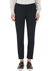 Stella Mccartney Tamara Slim Stretch Cady Pants Black