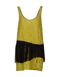 Heimstone Dresses Short Dresses Women Acid Green