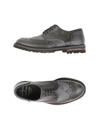 Barracuda Lace Up Shoes Lead