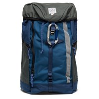 Epperson Mountaineering Navy And Grey Reflective Large Climb Backpack Blue