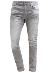 Your Turn Slim Fit Jeans Grey Denim