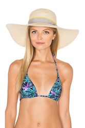 Michael Stars Made In The Shade Floppy Hat Ivory