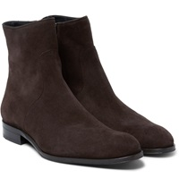 Mr. Hare Trane Suede Boots