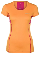 Craft Cool Sports Shirt Tiger Orange
