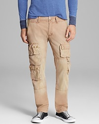 Prps Goods And Co. Utilitarian Cargo Pants Tan