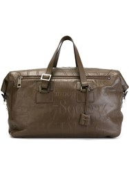Assouline 'Didot' Holdall Brown