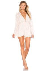 Alice Mccall Wild Flowers Romper Pink