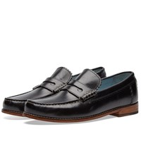 Grenson Ashley Penny Loafer Black