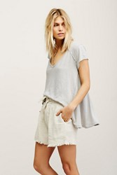 Shakuhachi Womens Safari Linen Short