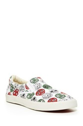 Bucketfeet Catrinas Slip On Sneaker Multi