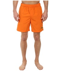 The North Face Class V Rapids Trunk Burnished Orange Men's Shorts