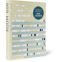 Phaidon Room 606 The Sas House And The Work Of Arne Jacobsen Hardcover Book Mr Porter