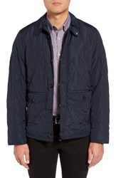 Ted Baker Men's London Quilted Jacket Navy