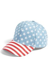 Women's Bp. American Flag Cap