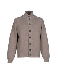 Cains Moore Cardigans Beige
