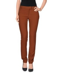 1 One Casual Pants Brown