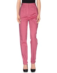 Galliano Trousers Casual Trousers Women Garnet