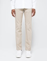 Topman Stone Stretch Slim Fit Chinos