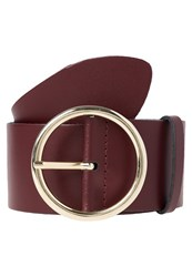 Kiomi Belt Bordeaux