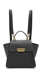 Zac Posen Eartha Iconic Convertible Backpack Black