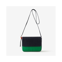 Clare V. X And Other Stories Pasadena Bag Navy Green