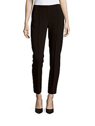 T Tahari Libby Ankle Length Pants Black