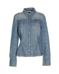 Marani Jeans Denim Denim Shirts Women
