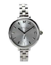 Marc By Marc Jacobs Timepieces Wrist Watches Women Silver