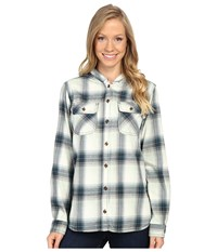 Carhartt Belton Shirt Aqua Women's Clothing Blue
