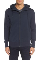 Good Man Brand Men's Microlight French Terry Hoodie Navy