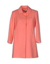 Kocca Coats And Jackets Coats Women Salmon Pink