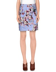 Alice San Diego Skirts Knee Length Skirts Women Lilac