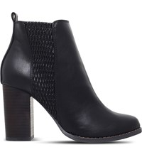 Miss Kg Scorpion Heeled Ankle Boots Black