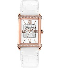 Thomas Sabo Glam And Soul White And Rose Gold Coloured Watch