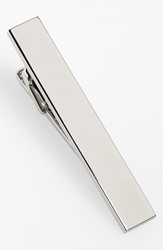 Hugo Boss 'Theodus' Tie Bar Silver