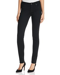 Mavi Jeans Adriana Skinny In Double Black Tribeca