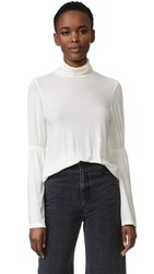 The Fifth Label Countdown Long Sleeve Top Ivory