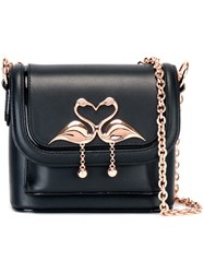 Sophia Webster 'Claudie' Cross Body Bag Black