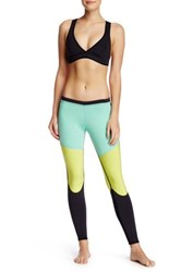 Roxy Optic Nature Surf Legging Green