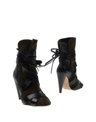 Isabel Marant Footwear Ankle Boots Women Military Green