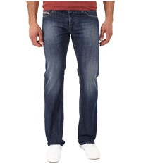 Diesel Zatiny Trousers 855L Denim Men's Jeans Blue