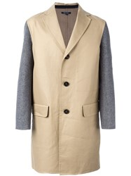 Sofie D'hoore 'Cliff' Single Breasted Coat Green
