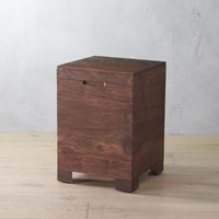 Cb2 Storage Side Table