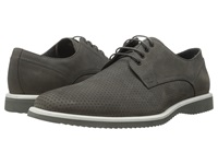 Kenneth Cole Made The Grade Grey Men's Plain Toe Shoes Gray