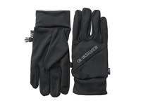 Quiksilver City Liner Caviar Snowboard Gloves Black