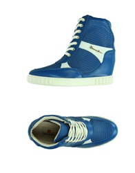 Braccialini Sneakers Bright Blue