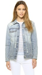 Rails Knox Denim Jacket Medium Vintage Wash
