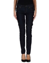 Genetic Denim Denim Pants Blue