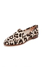 Kate Spade Carima Loafers Blush Brown Leopard
